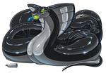 Feral Balloon Cobra_Fully Completed ^u^ by wsache2020