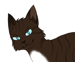 Smexy Hawkfrost by MediocrePotato