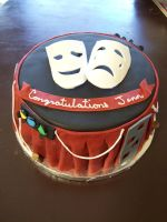 Theater Cake by see-through-silence