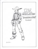 DW Regulators: Sharpshooter by gunslinger87