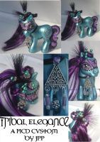 Tribal Elegance Collage by JoshsPonyPrincess