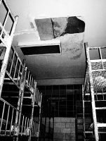 Abandoned Prison Raid 06 by monochromatic