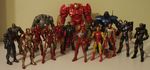my iron man collection. by QuickTron