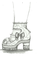 shoe by YadahhYadahhYadahh