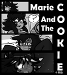 Donation Comic: Marie and the Cookie by TheEnglishGent