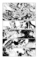 Blackest Night 02 Page 23 by julioferreira