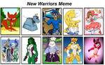 New Warriors Meme #5 by CCB-18