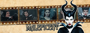 Maleficent | Timeline Facebook by Howie62