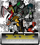 Epic Heroes Group Pic by SooEpic