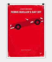 No292-My-Ferris-Bueller\'s-day-off-minimal-mov by Chungkong