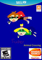 Super Animal Crossing by carmenramcat