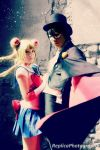 SailorMoon - Tuxedo mask by JhonkunAGM