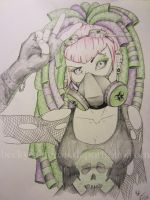 Cyber Goth by BexFx13