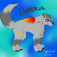 Demona's New Look by Wolven-Sorceress