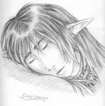 Sleeping Indi~ by IndigoOfTheHeavens