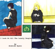 Bleach- Lonely People by Arakida-Ayano