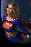 Supergirl: Revamp by FredAckerman
