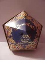 Chocolate Frog 3 by Nightmare247Stock