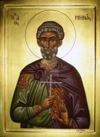 st. Menas by teopa
