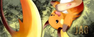 Raichu Sig: Request from Jag by SapphireStar4eva