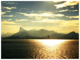 Rio From My Aquatic House by ThaisNav