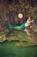 The mermaid's song by gestiefeltekatze
