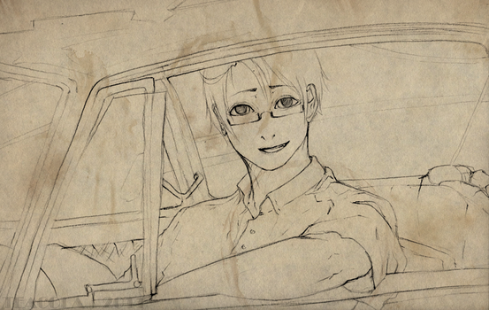 APH: Smug ' Doodle by Teacola