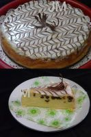 Viennese Cheesecake by jolabrodnica