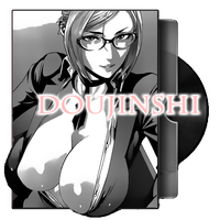 Doujinshi Category Icon by Sendigo