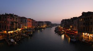 Venice by night by rdevill