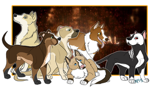 I Don't Understand, Dean. Why are we Canines? by WinchesterCrossroads