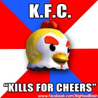 Cluck Norris - KFC by SpicyHorseOfficial