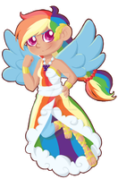 Rainbow Dash by MC--ClapYoHandz
