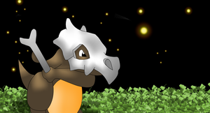 Cubone by Lovelessdeception