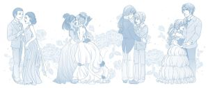 Wedding Days by Moemai