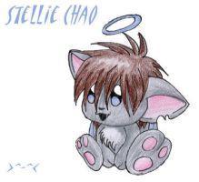 Stellie Chao by xAllyCat