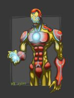 IRON-MAN by SIGMARK