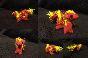Kitho - Dragon Statue - SOLD by SonsationalCreations
