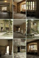 Skipton Castle 11 by Tasastock