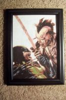Wolverine and Daken by Sirithre