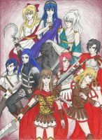 Inter Nos-female characters by Blackangel94a
