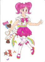 Confectionist Rose by animequeen20012003