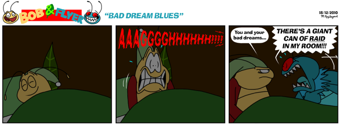 B'n'F - Bad Dream Blues by BluebottleFlyer