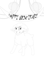 Year of the Ram by Jaestring