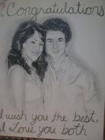 Kevin Jonas and Danielle Jonas by living4music