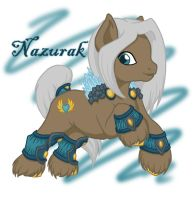 My Little Nazurak by MalisVitterfolk