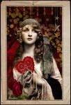 Queen Of Hearts by jhutter