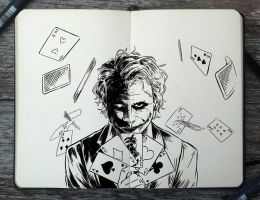 #258 Joker by Picolo-kun