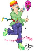 The Toycollector by FantasyMaker