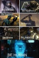 what halo has taught me by stormtrooperguy5505